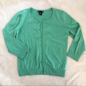 H&M Button up cardigan